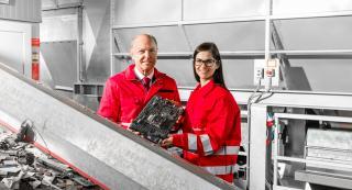Zbiranje odpadne električne in elektronske opreme (OEEO) - Saubermacher Slovenija