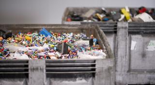 Zbiranje odpadnih baterij - Saubermacher Slovenija